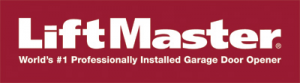 Logo for LiftMaster gate models